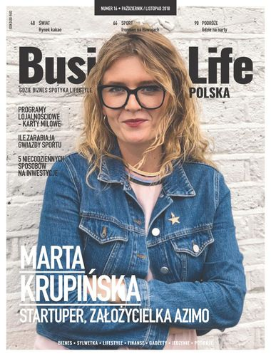 Business Life Polska - Październik / Listopad 2018
