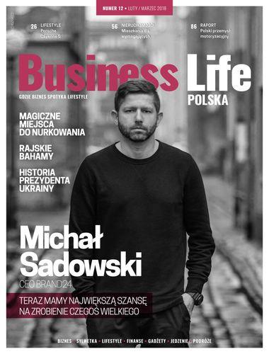 Business Life Polska - Luty / Marzec 2018