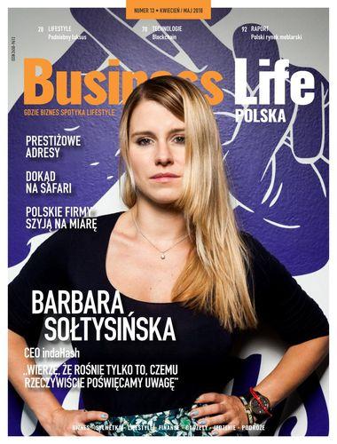 Business Life Polska - Kwiecień / Maj 2018