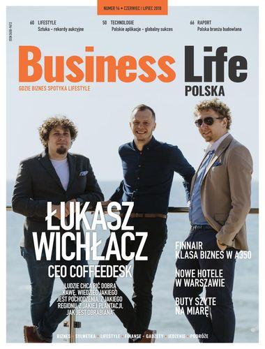 Business Life Polska - Czerwiec / Lipiec 2018