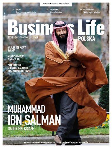 Business Life Polska - Sierpień / Wrzesień 2018