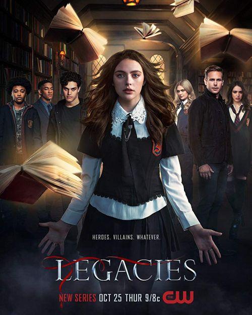 Wampiry: Dziedzictwo / Legacies (2019) {Sezon 2} PL.1080p.AMZN.WEB-DL.x264-666 / Lektor PL