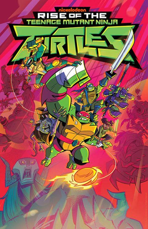 Wojownicze Żółwie Ninja: Ewolucja / Rise of the Teenage Mutant Ninja Turtles (2018) {Sezon 1} PLDUB.1080p.WEB.x264-J / Dubbing PL