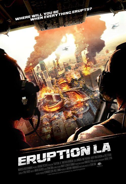 Eruption: LA (2018) PL.HDTV.XviD-FmX / PL Lektor