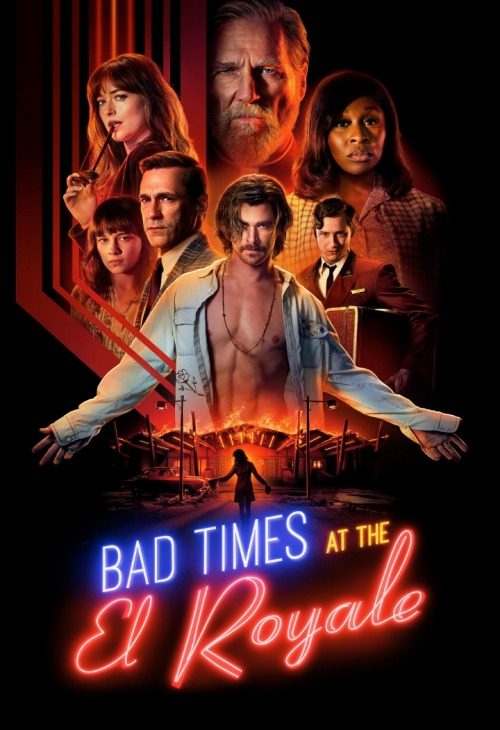 Źle się dzieje w El Royale / Bad Times at the El Royale (2018) PL.720p.BRRip.AC3.XviD-MR   Lektor PL