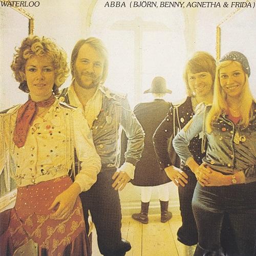Abba - Waterloo (1974) [FLAC]