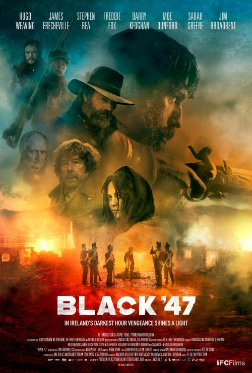 Black '47 (2018) PL.BDRip.XviD-KiT / Lektor PL