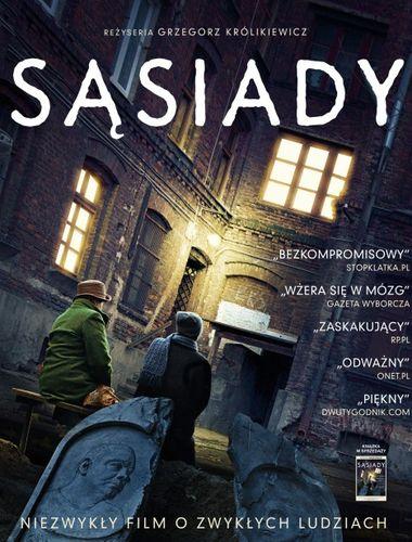 Sąsiady (2014) PL.DVDRip.XviD.AC3-Zelwik / Film polski