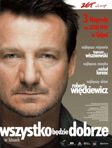 Wszystko będzie dobrze (2007) PL.DVDRip.XviD.AC3-Zelwik / Film polski