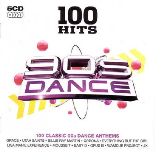 VA - 100 Hits 90s Dance (2010) [FLAC]