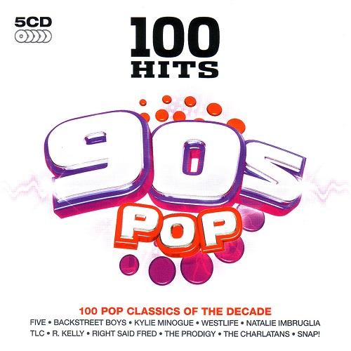 VA - 100 Hits - 90s Pop (2009) [FLAC]