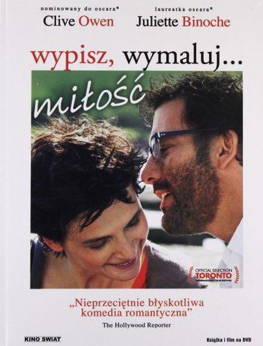Wypisz, wymaluj... miłość / Words and Pictures (2013) PL.DVDRip.XviD-Zelwik / Lektor PL