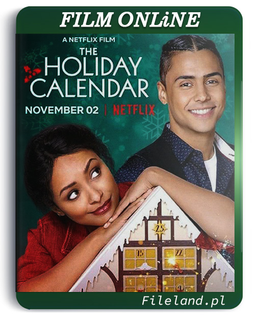 [ONLiNE] Świąteczny kalendarz / The Holiday Calendar (2018) PL.NF.1080p.WEB-DL.x264-J / Lektor PL