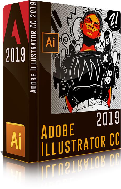 Adobe Illustrator CC 2019 23.0.1.540 (64-bitowy) [Wersja Zarejestrowana]