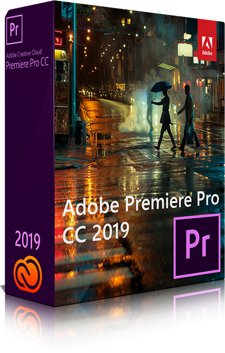 Adobe Premiere Pro CC 2019 13.0.0.225 (64-bit) Wersja ZAREJESTROWANA