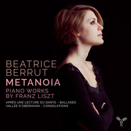 Beatrice Berrut - Franz Liszt: Metanoia (2017) [FLAC]