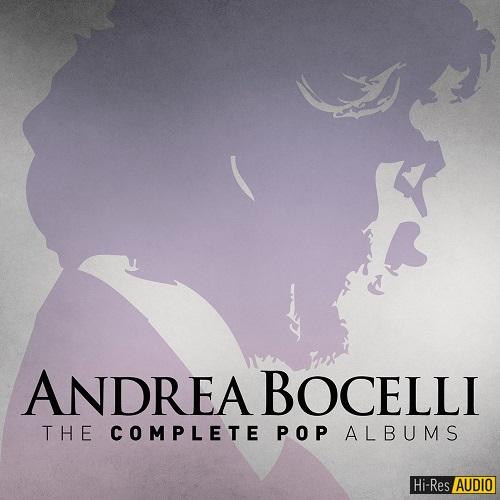 Andrea Bocelli - The Complete Pop Albums (1994-2013) (2015) [FLAC 96 kHz/24 Bit]