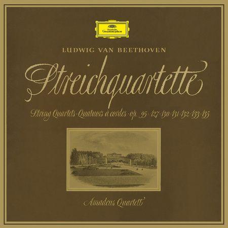 Amadeus Quartet - Beethoven: Streichquartette (2018) [FLAC]