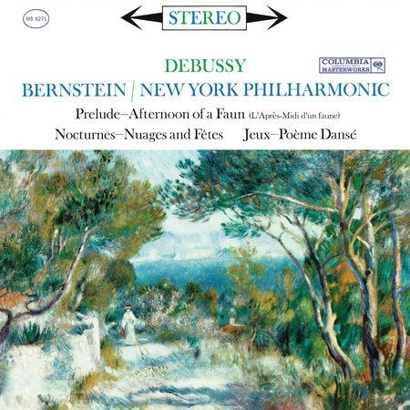 Leonard Bernstein - Bernstein Conducts Debussy (Remastered) (2017) [FLAC]