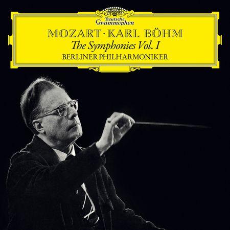 Karl Böhm & Berliner Philharmoniker - Mozart: The Symphonies Vol.I (Remastered) (2018) [FLAC]