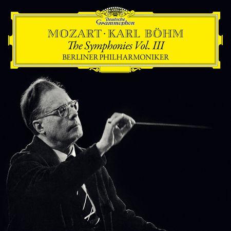 Karl Böhm & Berliner Philharmoniker - Mozart: The Symphonies Vol.III (Remastered) (2018) [FLAC]