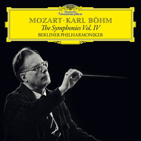 Karl Böhm & Berliner Philharmoniker - Mozart: The Symphonies Vol.IV (Remastered) (2018) [FLAC]