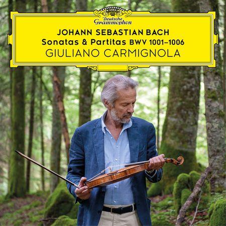 Giuliano Carmignola - Bach: Sonatas & Partitas BWV 1001-1006 (2018) [FLAC]