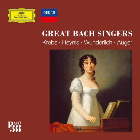 VA - Bach 333: Great Bach Singers (2018) [FLAC]