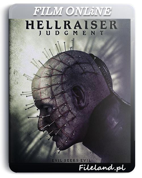 [ONLiNE] Hellraiser Judgment (2018) PL.SUBBED.720p.BluRay.X264.AC3.5.1-XN25 / Napisy PL
