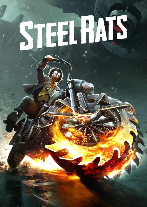 Steel Rats (2018) GOG / Polska wersja językowa