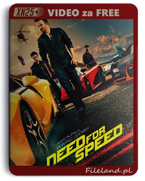 Need for Speed (2014) PL.720p.BluRay.AC3.5.1-XN25 | Lektor PL