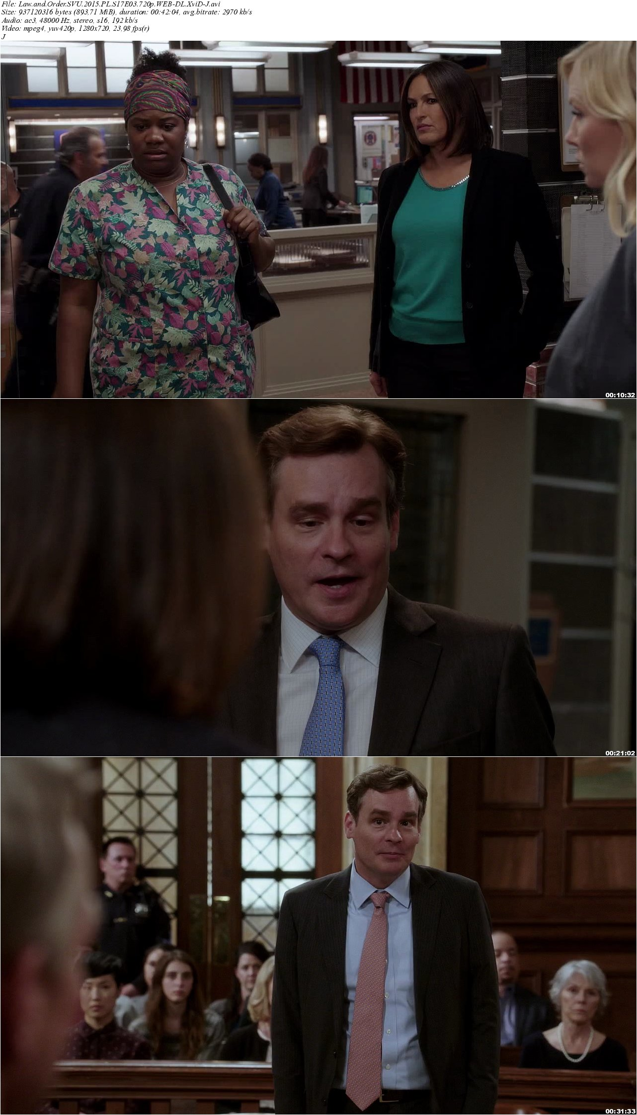 law and order svu s17e04