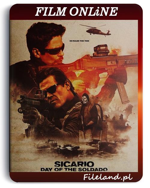 [ONLiNE] Sicario 2 / Sicario: Day of the Soldado (2018) PL.720p.BluRay.x264.AC3-KiT / Lektor PL