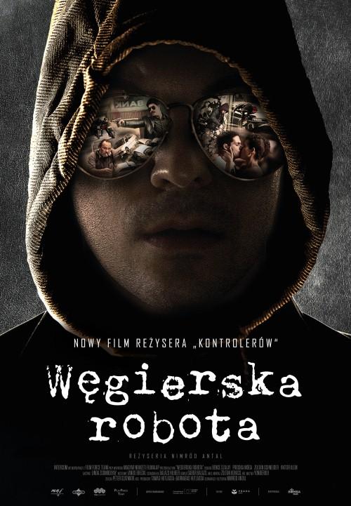 Węgierska robota / The Whiskey Bandit / A Viszkis (2017)  PL.BDRip.Xvid-LTS / Lektor PL