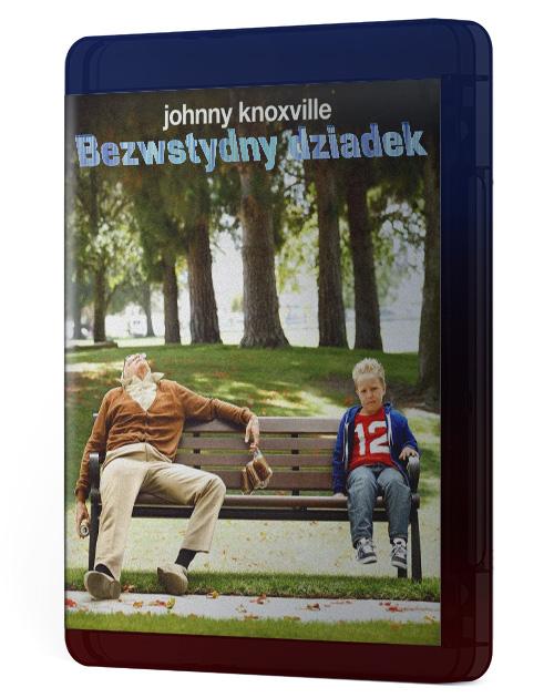 Jackass: Bezwstydny dziadek (2013) PL.720p.BRRip.x264.AC3-Kaza / Lektor PL