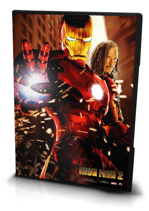 Iron Man 2 (2010) PL.720p.BRRip.x264.AC3-Kaza / Lektor PL