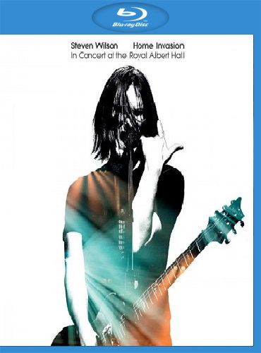 Steven Wilson - Home Invasion: In Concert at the Royal Albert Hall (2018) [Blu-ray 1080p]