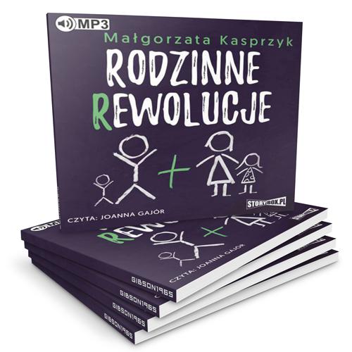 Kasprzyk Małgorzata - Rodzinne rewolucje [Audiobook PL]