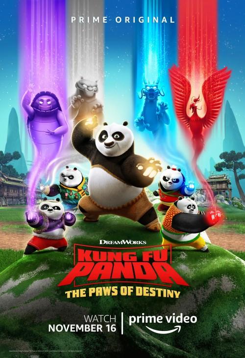 Kung Fu Panda The Paws of Destiny (2018) {Sezon 1} PLDUB.720p.WEB.h264-J / Dubbing PL