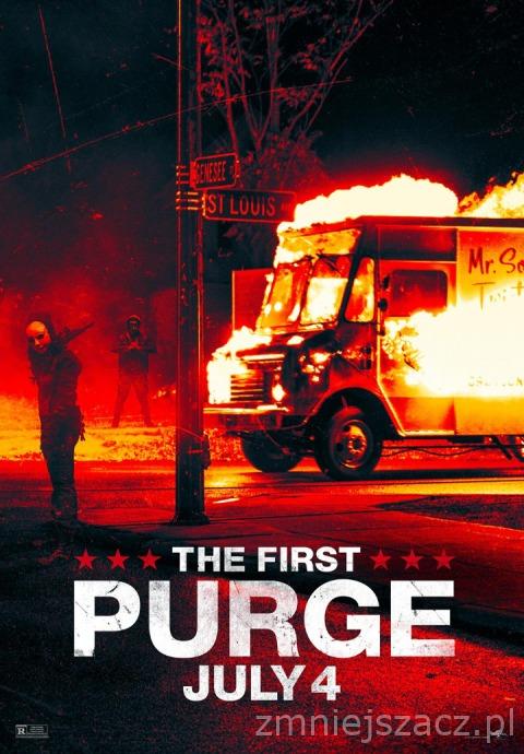 Pierwsza noc oczyszczenia / The First Purge (2018) PL.720p.BRRip.XviD.AC3-SPEC [Lektor PL]