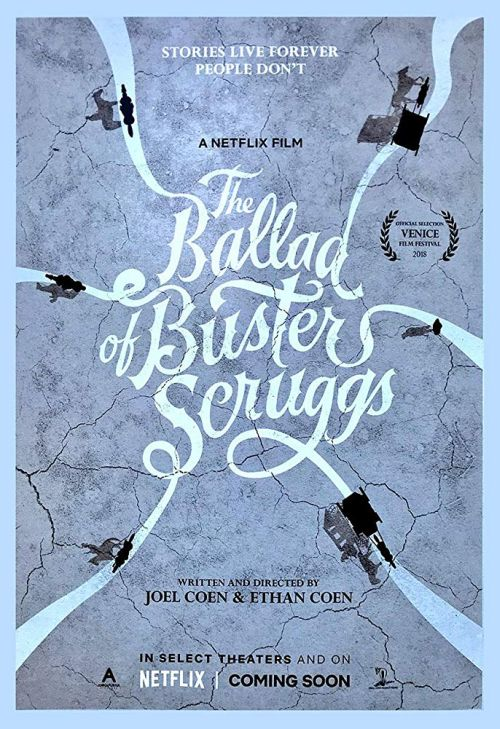 Ballada o Busterze Scruggsie / The Ballad of Buster Scruggs (2018) PL.NF.WEB-DL.XviD-KiT / Lektor PL