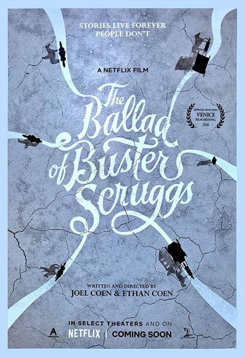 Ballada o Busterze Scruggsie / The Ballad of Buster Scruggs (2018) PL.NF.WEB-DL.XviD-FmX /  Lektor PL