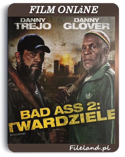 [ONLiNE] Bad Ass 2: Twardziele (2014) PL.720p.BRRip.x264.AC3-Kaza / Lektor PL