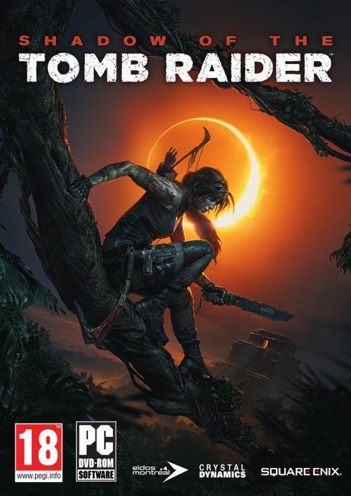 Shadow of the Tomb Raider Croft Edition (2018) MULTi12-ElAmigos [+Poradnik] / Polska wersja językowa
