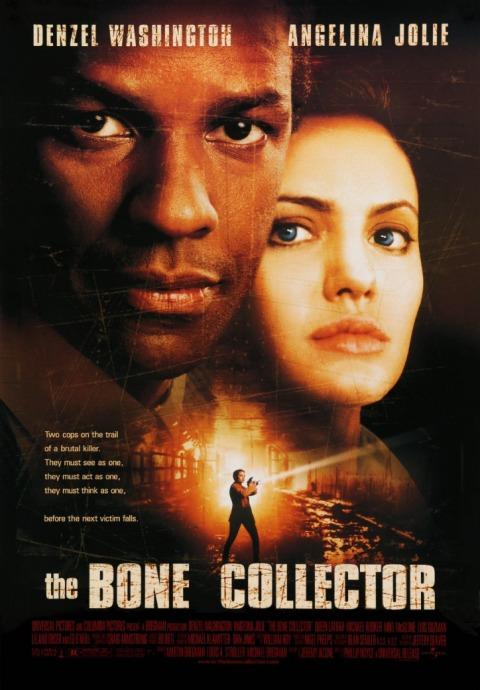 Kolekcjoner kości / The Bone Collector (1999) PL.720p.BRRip.XviD.AC3-SPEC [Lektor PL]