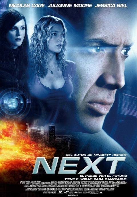 Next (2007) PL.480p.BRRip.XviD.AC3-SPEC [Lektor PL]
