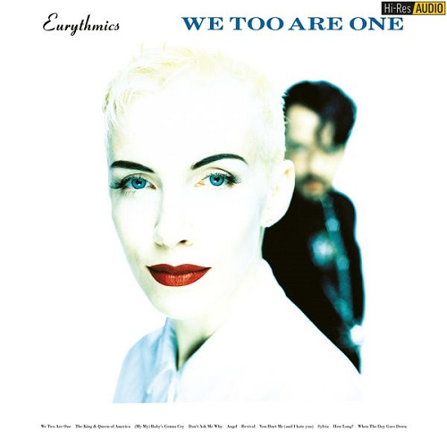 Eurythmics - We Too Are One (Remastered) (2018) [FLAC 48 kHz/24 Bit]
