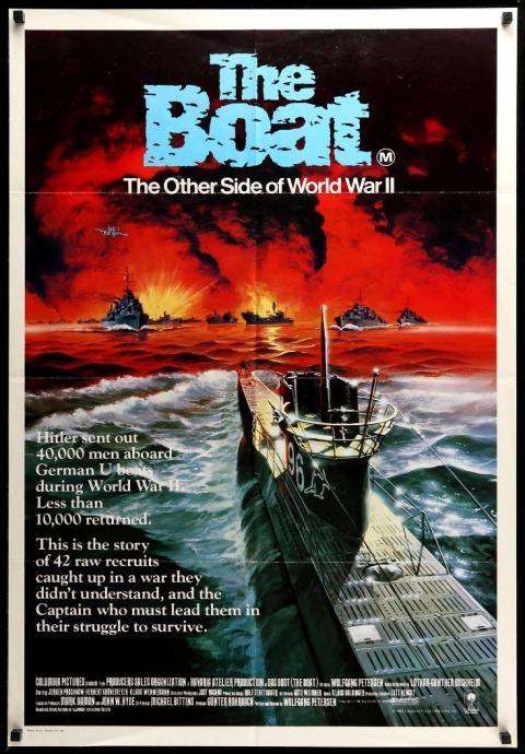 Okręt / The Boat / Das Boot (1981) PL.720p.BRRip.XviD.AC3-SPEC [Lektor PL]