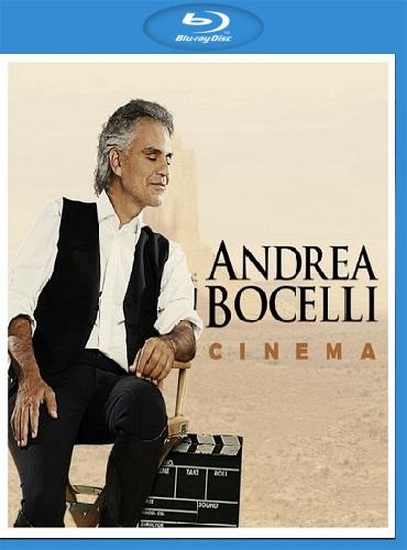 Andrea Bocelli - Cinema (William Ross, The London Symphony Orchestra) (2016) [Blu-ray 1080i]