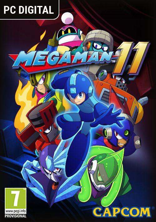 Mega Man 11 (2018) CODEX